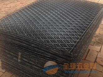 黑钢轧花网厂 重型轧花网价格