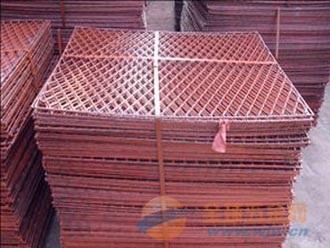 钢笆网片产品设计 钢笆网 菱形钢笆网