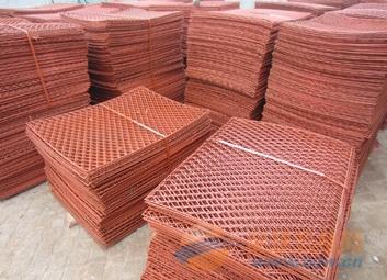 轧花网多少钱 黑钢轧花网厂 重型轧花网价格