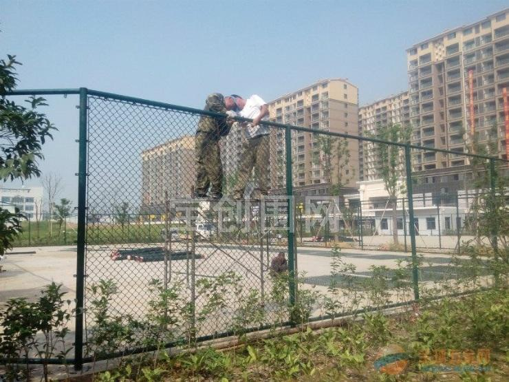 濮阳篮球场护栏网规格 濮阳篮球场护栏网报价 篮球场护