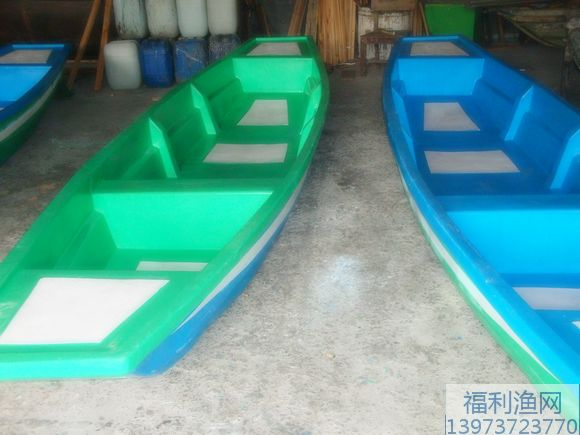 玻璃钢小渔船养殖配套使用好