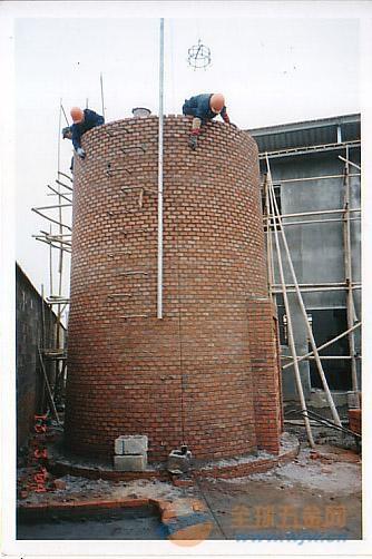 盖州烟囱施工方案65米-85米滑模烟囱新建