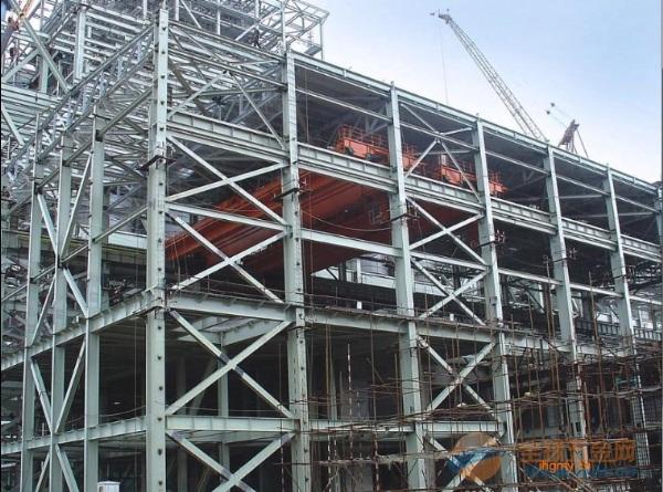 郊区钢结构除锈美化工程