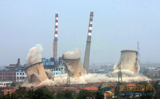 永嘉县提供烟囱拆除、爆破工程