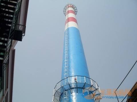 沙雅县提供烟囱刷航标美化工程