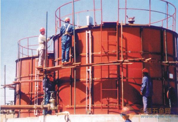 巨野县提供烟囱刷油漆、刷航标美化工程