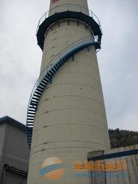 怀宁县烟囱安装平台