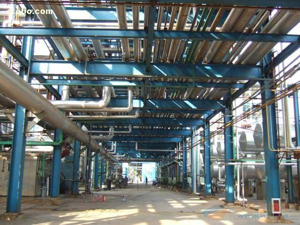 卢氏县钢结构除锈美化工程