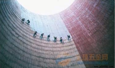 五河县提供烟囱刷油漆、刷航标美化工程