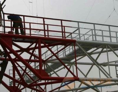 北宁龙门吊 螺旋爬梯钢结构防腐公司