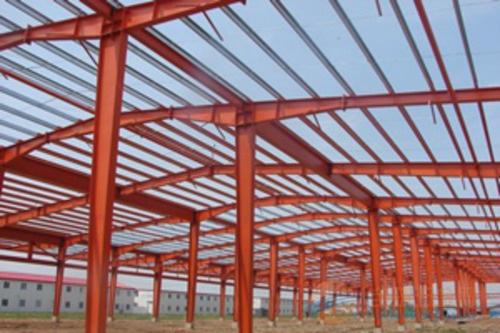 汤阴县钢结构除锈美化工程