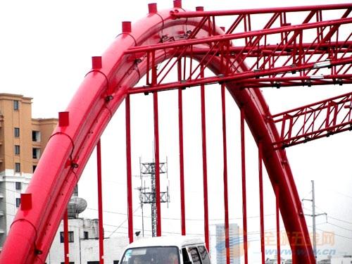 文圣区龙门吊 螺旋爬梯钢结构防腐公司
