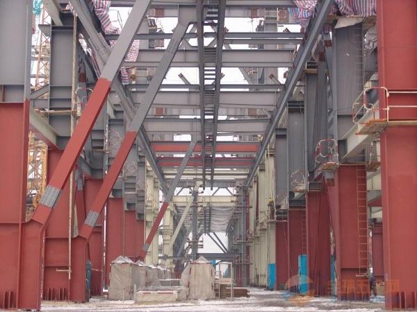 渑池县钢结构除锈美化工程