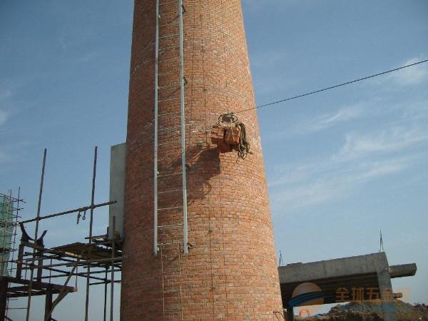 海安县钢筋混凝土烟囱滑模公司
