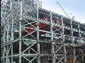 曲靖输煤管道整体钢结构防腐