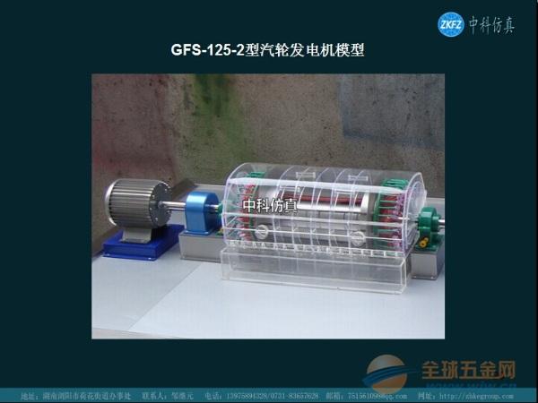 防爆电动机模型
