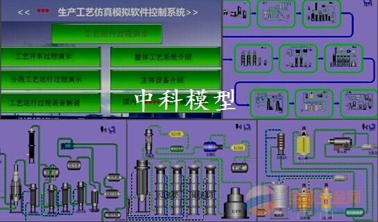 管道系统测试模拟装置试验台