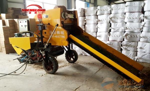 玉米秸秆青储打捆机 全自动饲料青储包膜机 价格实在