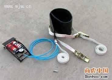 管道专用堵漏设备----捆绑式堵漏带