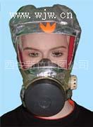 宾馆等娱乐场所专用逃生面具----火灾逃生面具