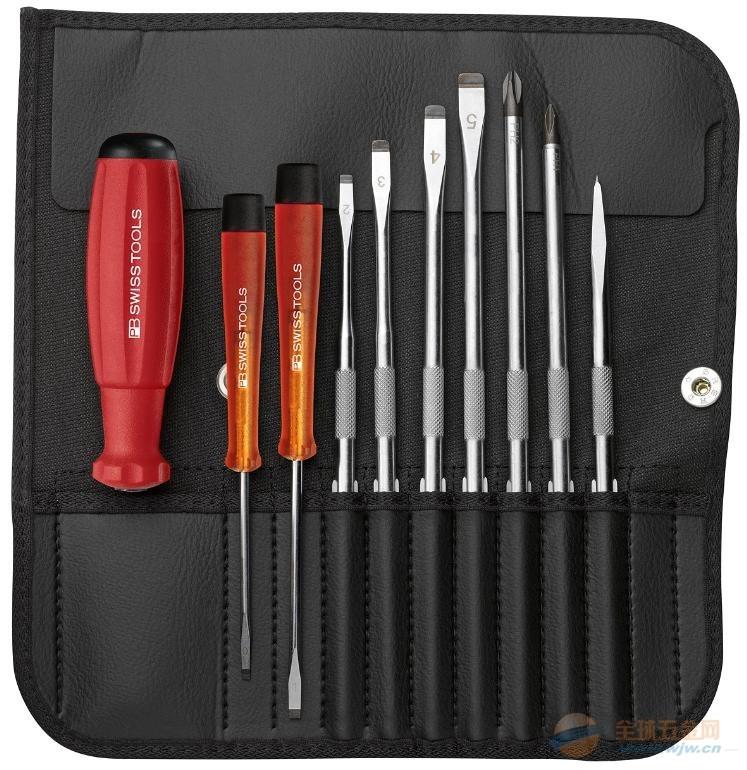 代理原装进口瑞士PB工具螺丝刀组套 PB 8215.ind