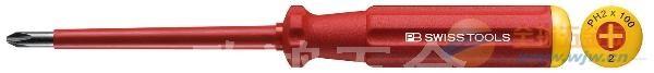 瑞士PB 5190系列 绝缘十字螺丝刀 绝缘起子