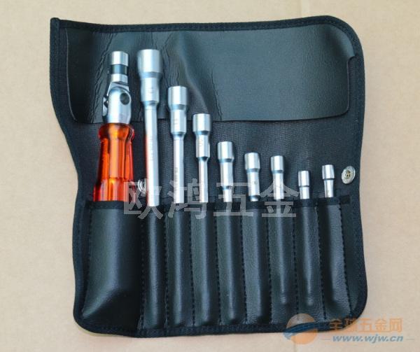 瑞士PB 226拆叠手柄可更换刀杆5.5-13mm套筒杆组套
