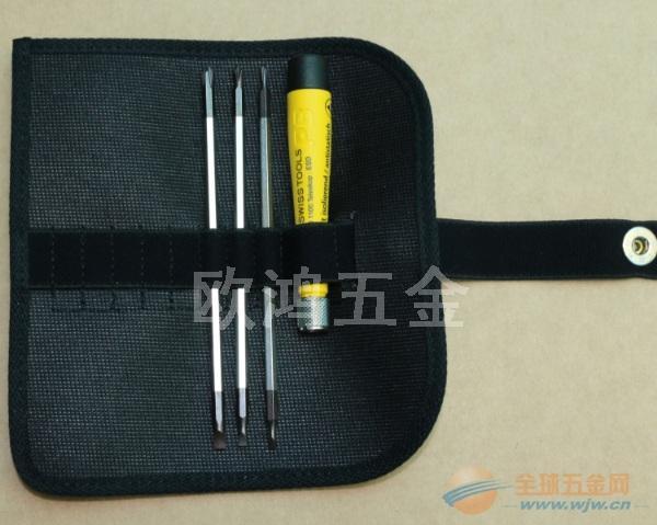 原装瑞士PB 1110.ESD 防静电精密螺丝批3杆套装工具