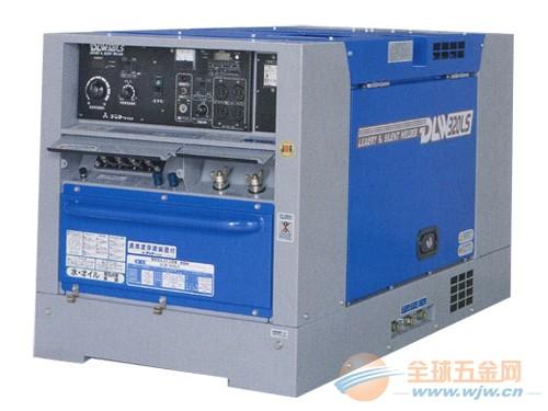 日本原装进口电友发电电焊机,引擎电焊机,