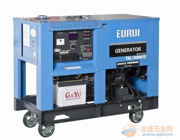 原装日本东洋柴油三相发电机组TDL13000TE