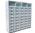 钢制中药展柜 定制不锈钢中药柜子
