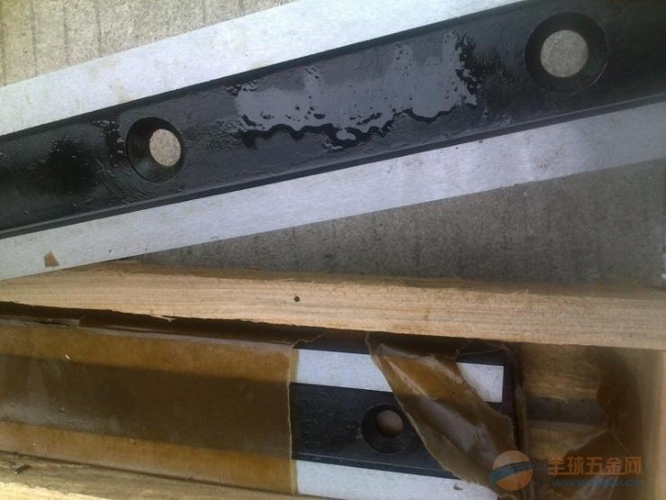 上海液压摆式剪板机刀片