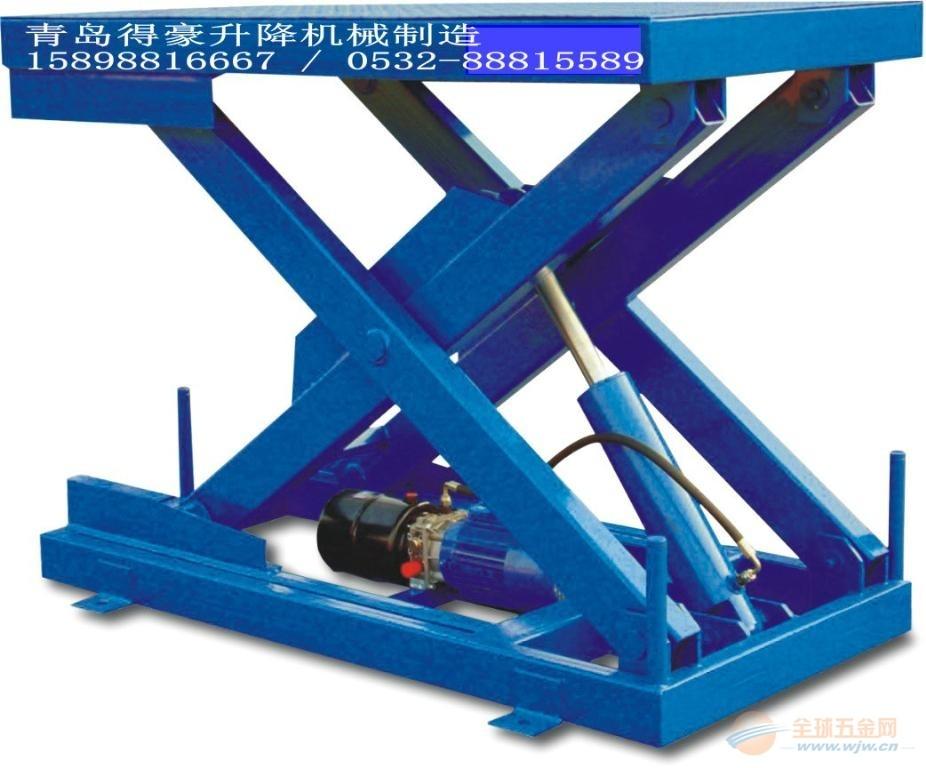 升降机,南通固定升降平台图片