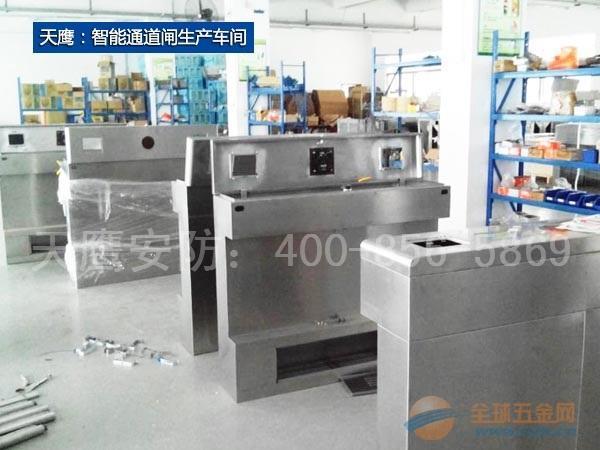 TZY-6005双通道翼闸