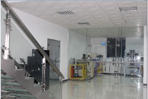公司机器展厅