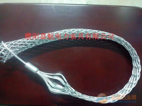 电缆网套操作,电缆网套编制,电缆网套使用安装说明