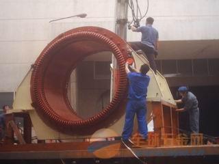 静海电机修理厂专业维修电机