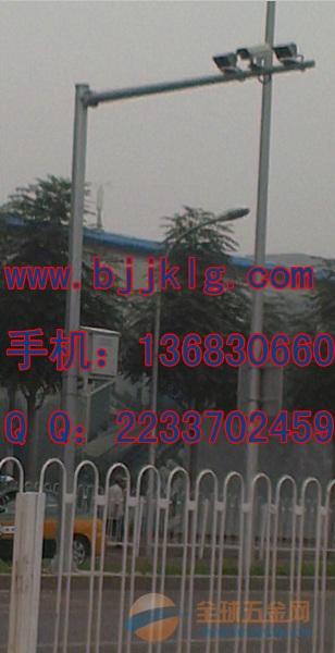 城乡道路6米横臂3米电子警察立杆制作生产
