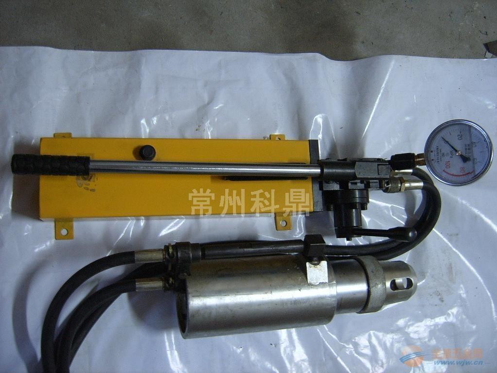 手动矿用锚索张拉机具厂家MS22-300/60安标号MEF120013锚索张拉机