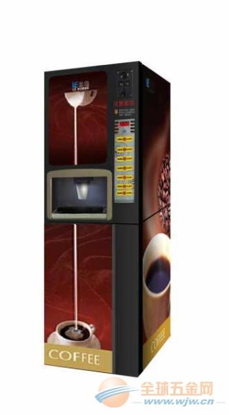 F302投币咖啡机 三种原料,冷热都可