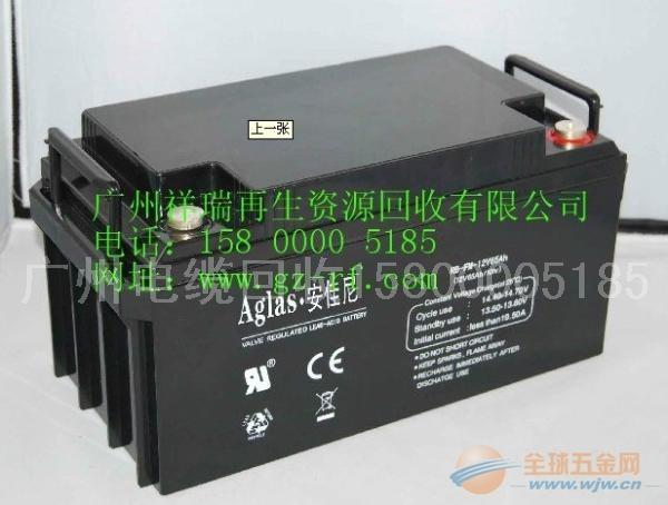 广州铅酸蓄电池回收