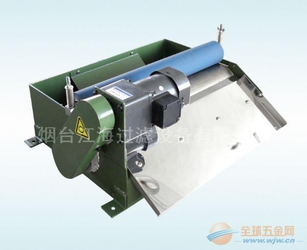 JHCF系列磁性分离器组成