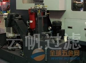机床过滤排屑装置改造