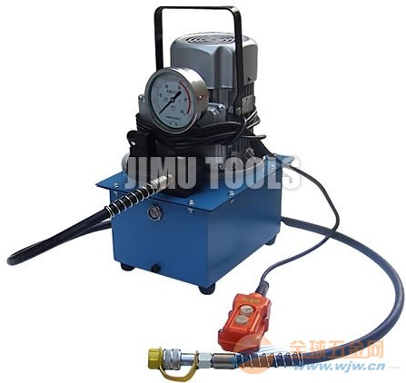 电磁阀油压泵站_手控式油压泵站_便携式油压泵站