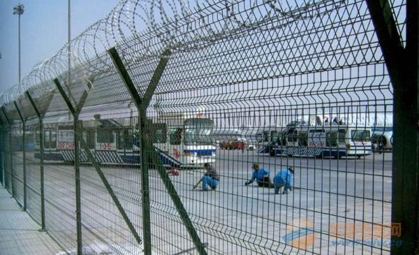 车间隔离栅防护网