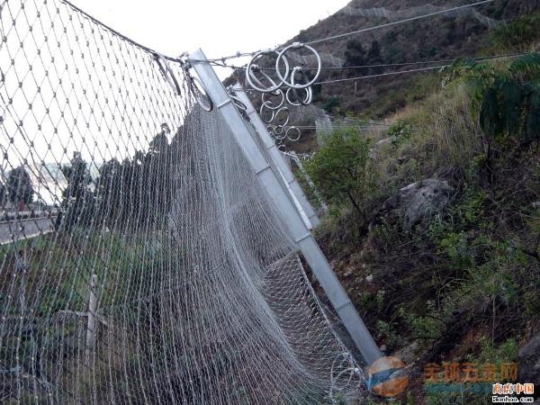 河北附近哪有被动防护网生产厂家