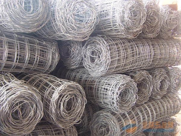 煤矿镀锌丝经纬编织网价格