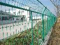 场区隔离钢丝围栏高度_仓库防盗铁丝围栏网价格