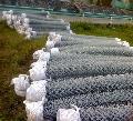 边坡喷浆挂网热镀锌勾花网价格