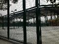 体育场勾花网护栏价格